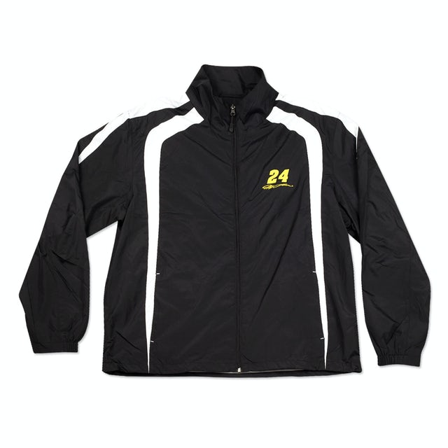 Hendrick Motorsports Jeff Gordon - #24 Signature Full Zip Race Breaker