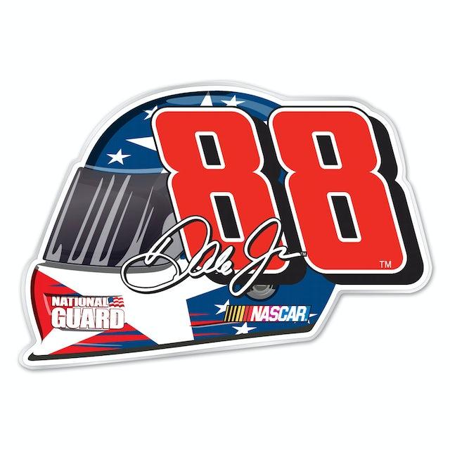 Hendrick Motorsports Dale Jr #88 Helmet Grill Emblem