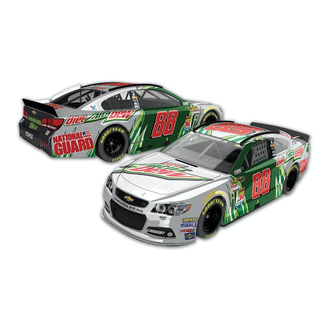 Hendrick Motorsports Dale Jr. #88 2013 Diet Mountain Dew Chevy SS Nascar Sprint Cup Series  1:64 Scale Diecast HARDTOP