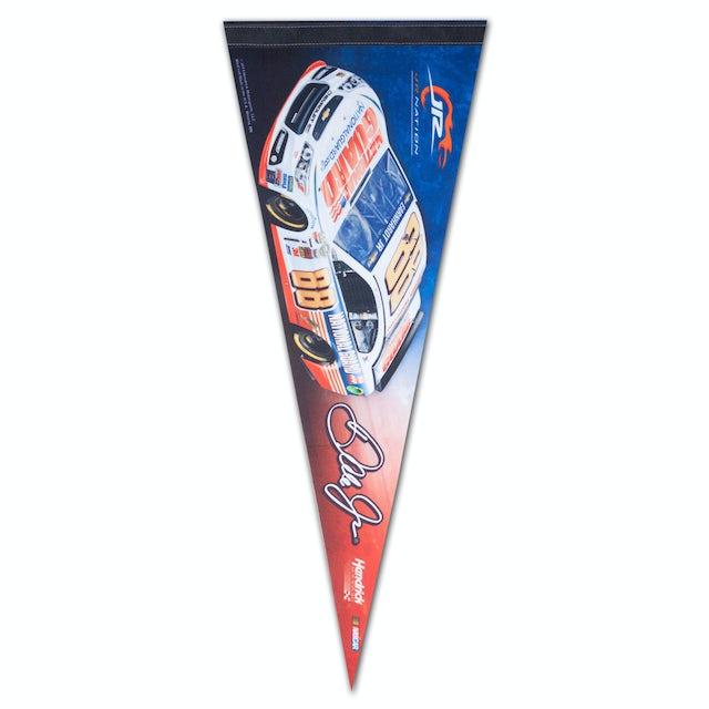 Hendrick Motorsports Dale Jr. 2014 12x30 premium quality pennant
