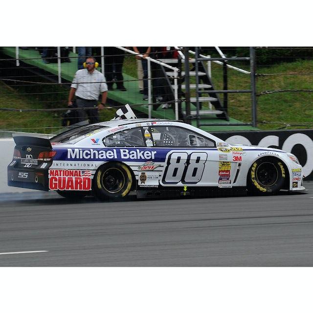 Hendrick Motorsports Dale Earnhardt, Jr. #88 2014 GoBowling.com 400 Pocono Race Winner 1:24 Scale Diecast