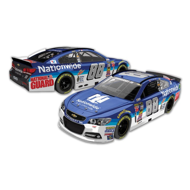Hendrick Motorsports Dale Jr. - Nationwide Nascar Sprint Cup Series Diecast 1:64 Scale