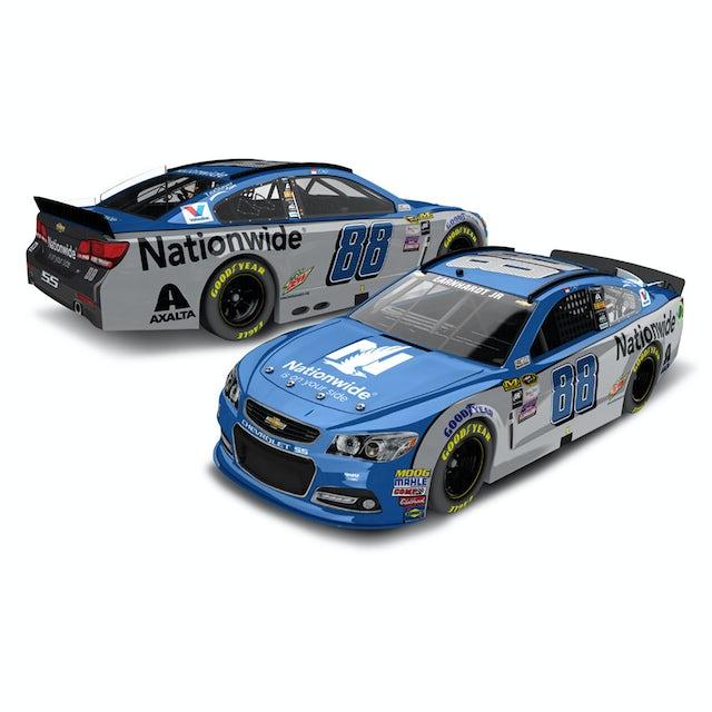 Hendrick Motorsports Dale Jr. 2016 #88 Nationwide 1:24 Scale Nascar Sprint Cup Series Die-Cast