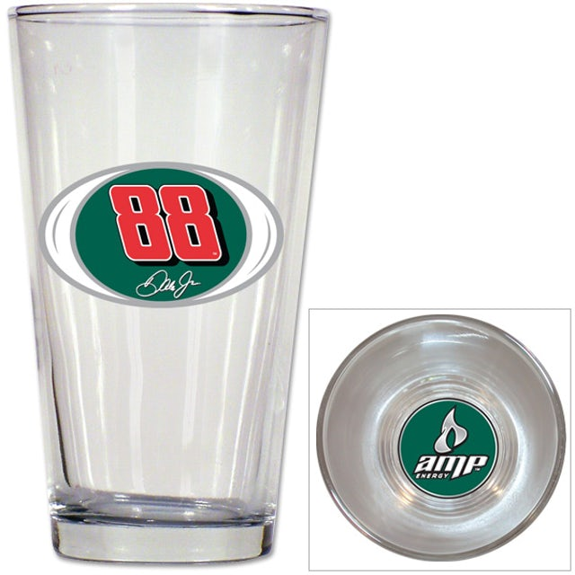 Hendrick Motorsports Dale Jr #88 17 oz Mixing Glass
