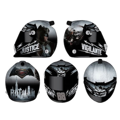 Hendrick Motorsports Dale Jr. #88 Batman Mini Replica Helmet
