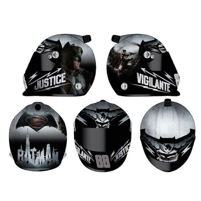 Hendrick Motorsports Dale Jr. #88 Batman Mini Replica Helmet