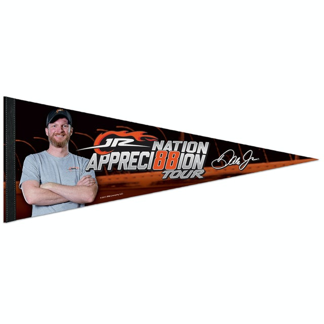 Hendrick Motorsports JR Nation Appreci88ion Premium Pennant