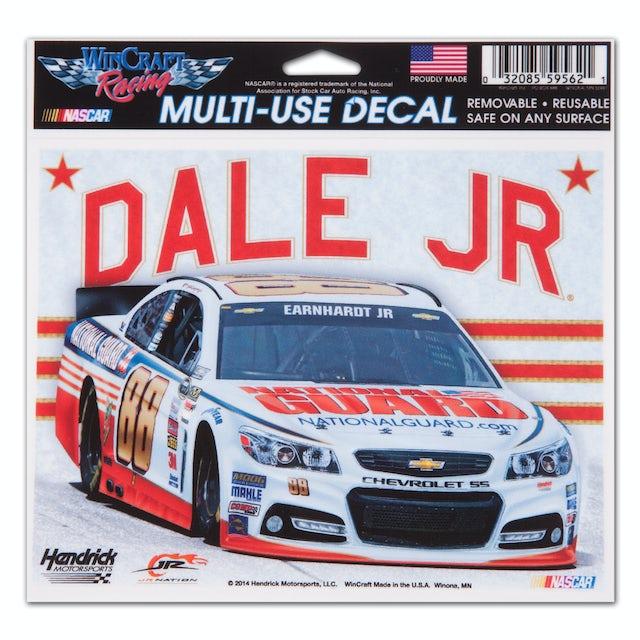Hendrick Motorsports Dale Jr. 2014 5x6 ultra decal