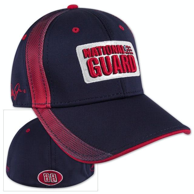 Hendrick Motorsports Dale Jr #88 National Guard Sponsor Flex Hat