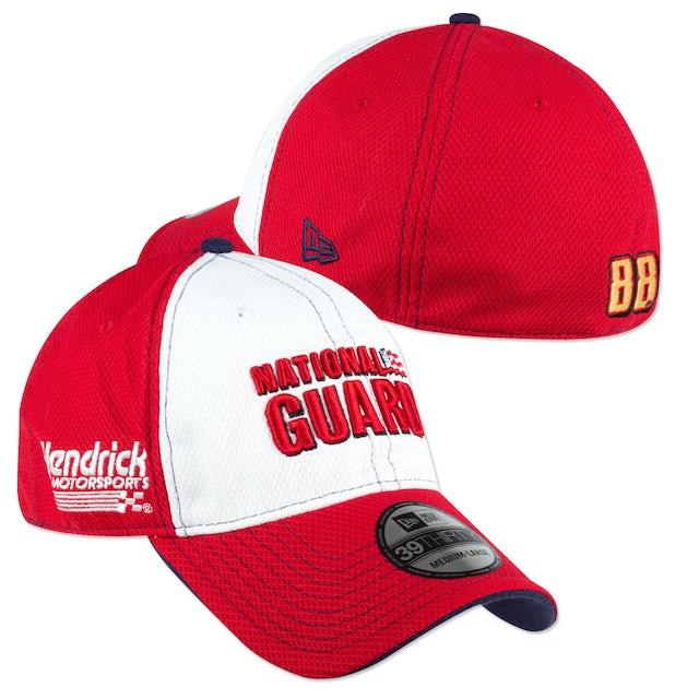 Hendrick Motorsports Dale Jr. -NEW ERA National Guard 2014 Nascar Sprint Cup Hat