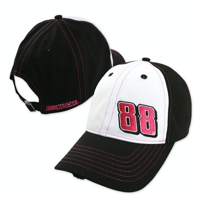 Hendrick Motorsports Dale Jr. Paint the Track Pink Driver Hat