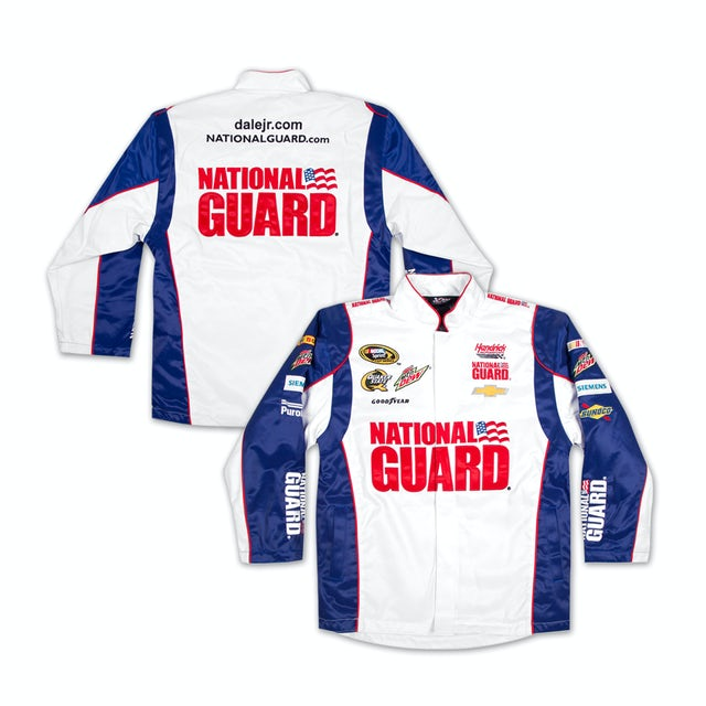 Hendrick Motorsports Dale Jr #88 Diet Mtn Dew/NG Youth Official Replica Uniform Jacket