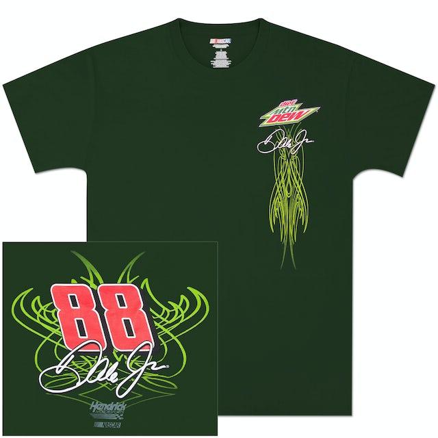 Hendrick Motorsports Dale Jr. Diet Mountain Dew Fan T-shirt