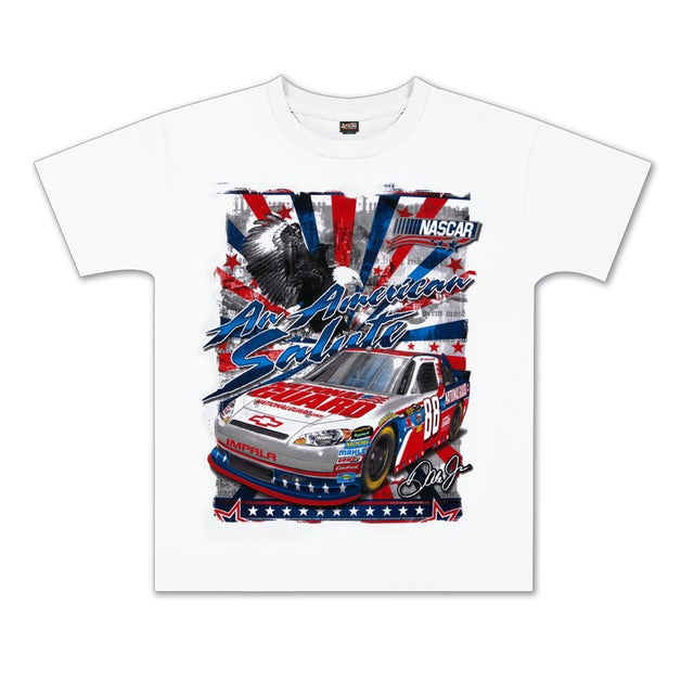 Hendrick Motorsports Dale Jr National Guard NASCAR Unites Youth T-shirt
