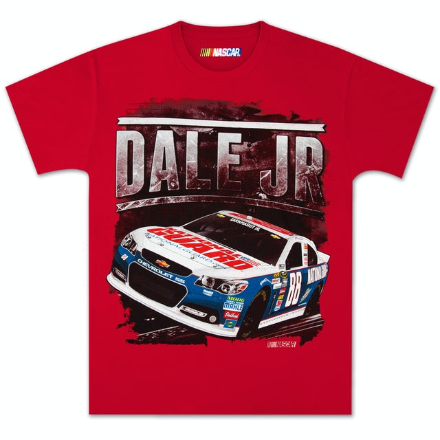 Hendrick Motorsports Dale Jr #88 National Guard Pit Road T-shirt