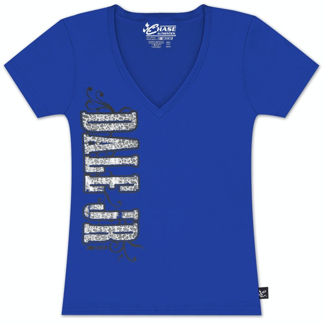 Hendrick Motorsports Dale Jr #88 Ladies Drive By T-shirt