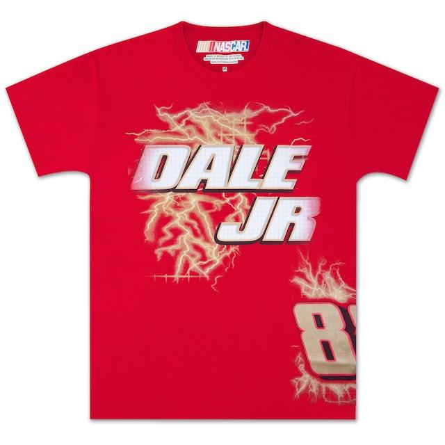 Hendrick Motorsports Dale Jr. National Guard Electric T-shirt