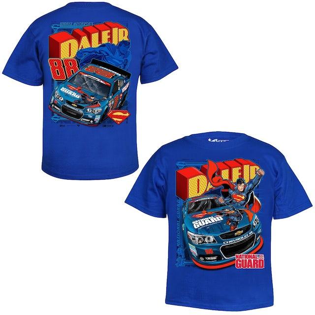 Hendrick Motorsports Dale Jr. - 2014 Youth Superman Tee
