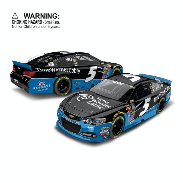 Hendrick Motorsports Kasey Kahne #5 2014 Time Warner Cable Series Diecast 1:64 Scale Hard Top