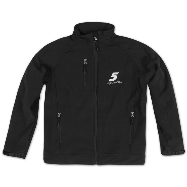 Hendrick Motorsports Kasey Kahne #5 Ladies Signature Soft Shell Jacket
