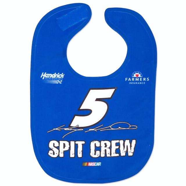 Hendrick Motorsports Kasey Kahne - Spit Crew All Pro Baby Bib