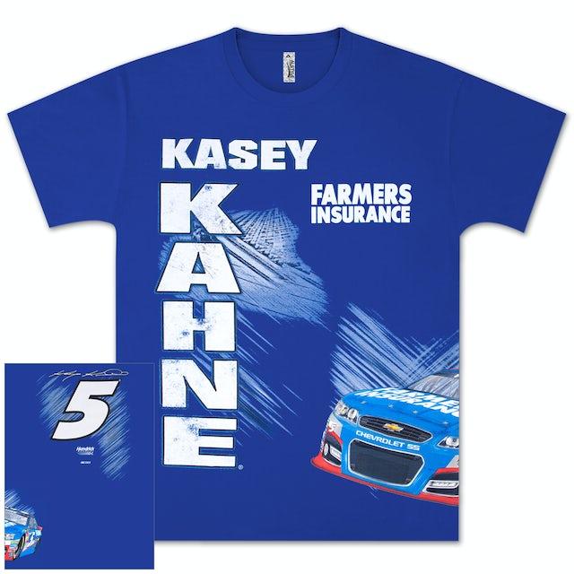 Hendrick Motorsports Kasey Kahne #5 Farmers Race Time T-shirt