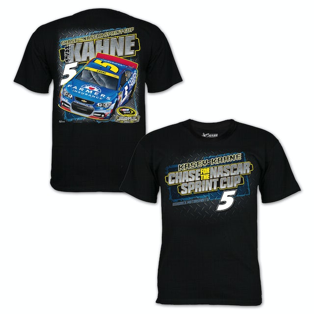 Hendrick Motorsports Kasey Kahne - Farmers Nascar Chase for the Sprint Cup Tee