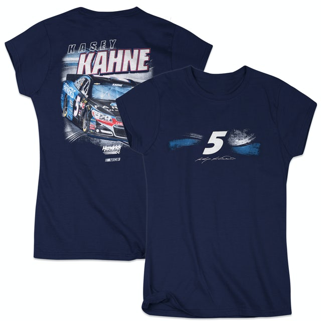 Hendrick Motorsports Kasey Kahne #5 Ladies Full Throttle Tee