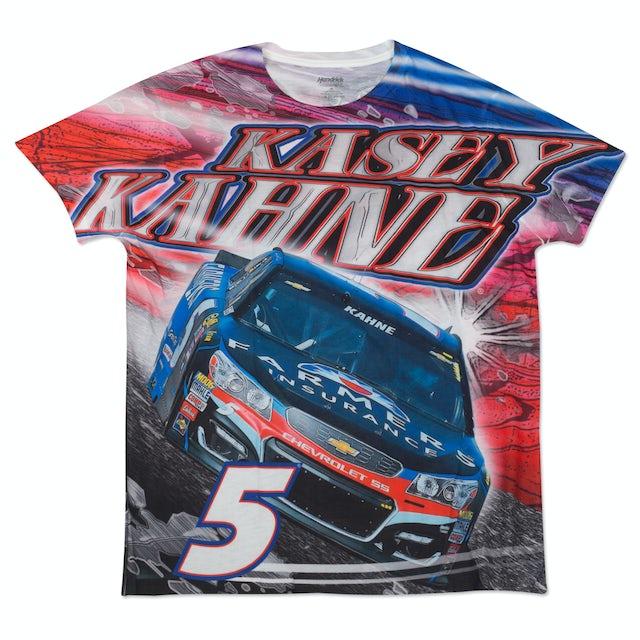 Hendrick Motorsports Kasey Kahne #5 Turbo Sublimated T-Shirt