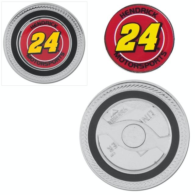 Hendrick Motorsports 24 Challenge Coin