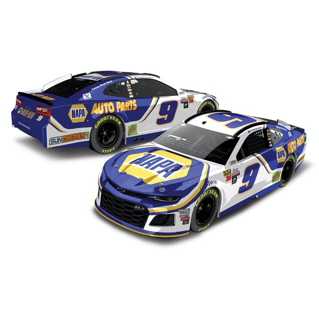 Hendrick Motorsports Chase Elliott 2018 NASCAR Cup Series No. 9 NAPA 1:64 Die-Cast