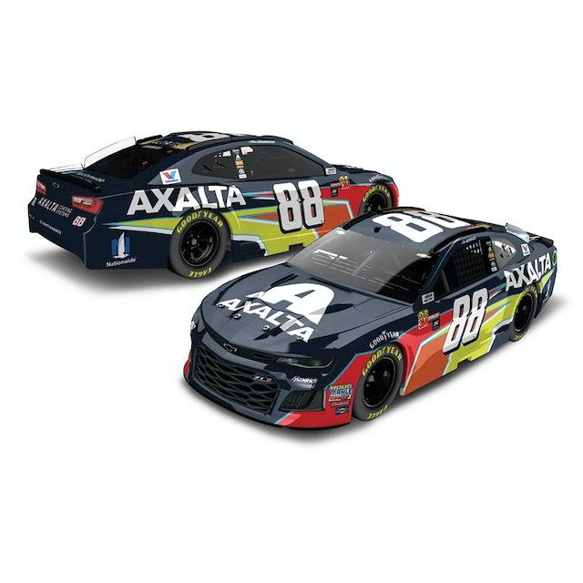 Hendrick Motorsports Alex Bowman 2018 NASCAR Cup Series No. 88 Axalta HO 1:24 Die-Cast
