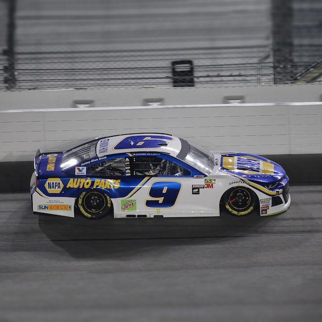 Hendrick Motorsports Chase Elliott 2018 NASCAR Daytona Duel 2 WIN ELITE 1:24 Die-Cast