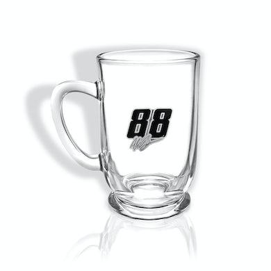 Hendrick Motorsports Alex Bowman #88 Pewter Crested Bolero Glass