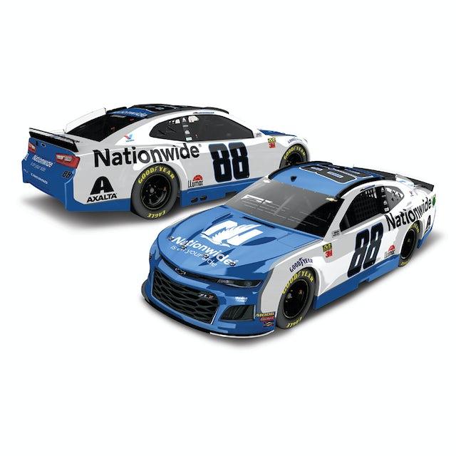 Hendrick Motorsports 2019 #88 NASCAR Alex Bowman Nationwide 1:24 HO Die-Cast