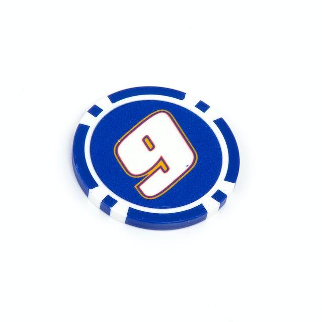 Hendrick Motorsports #9 NASCAR Chase Elliott Golf Ball Marker