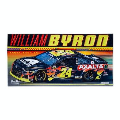 Hendrick Motorsports #24 NASCAR William Byron Spectra Beach Towel