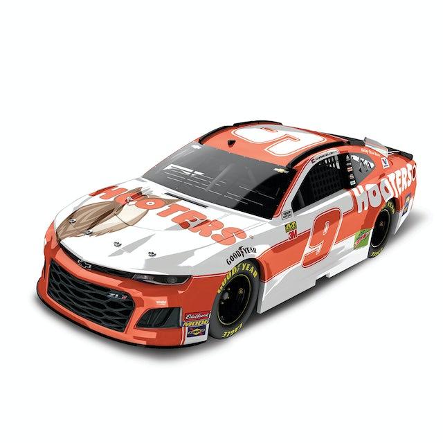 Hendrick Motorsports Chase Elliott #9 2019 NASCAR Hooters 1:64 - Die Cast
