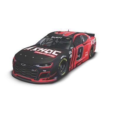 Hendrick Motorsports Chase Elliott #9 2021 ASHOC 1:24 ELITE Die-Cast
