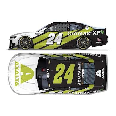 Hendrick Motorsports William Byron #24 2021 AxaltaChevrolet 1:24 HO Die-Cast