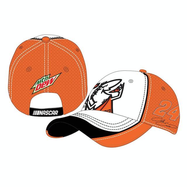 Hendrick Motorsports Chase Elliott #24 Mtn Dew Little Caesars Hat