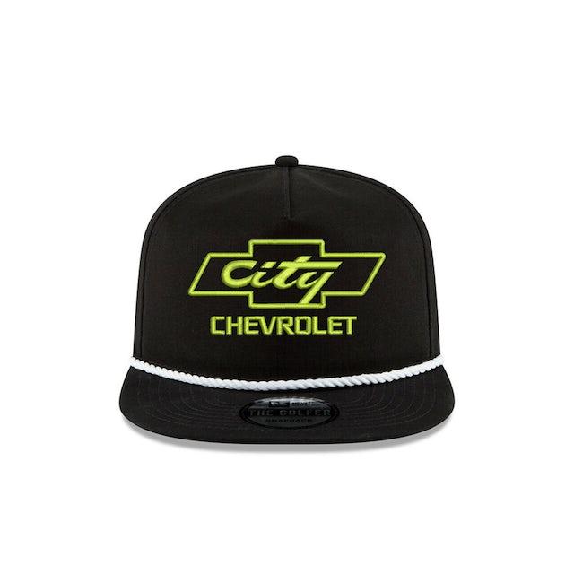Hendrick Motorsports William Byron #24 Hendrick Autoguard / City Chevy NASCAR Darlington Throwback Golfer Hat