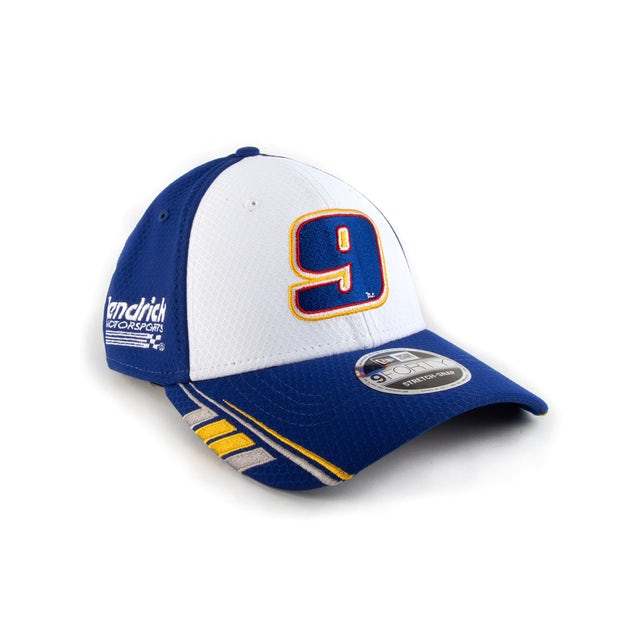 Hendrick Motorsports Chase Elliott #9 2020 9FORTY New Era Stretch Snap Hat
