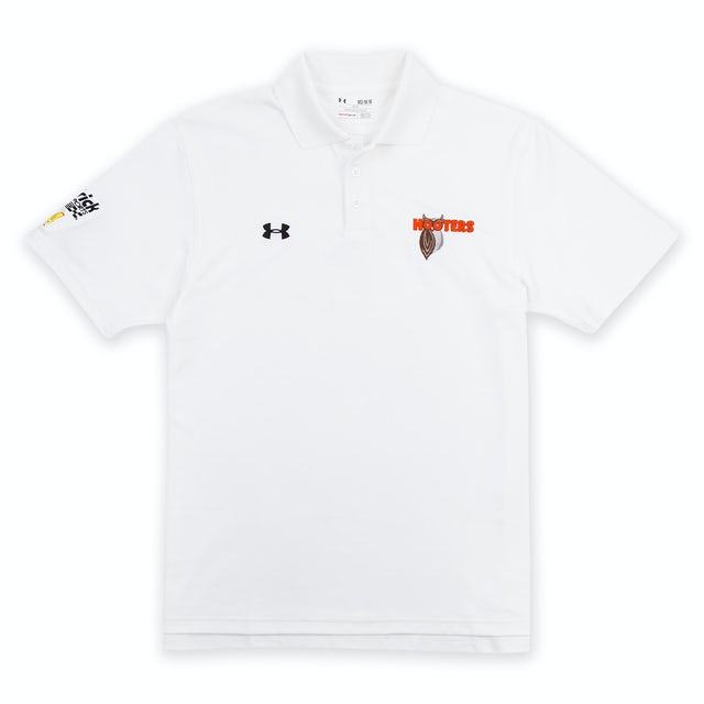 Hendrick Motorsports Chase Elliott #24 Hooters Under Armour Performance Polo