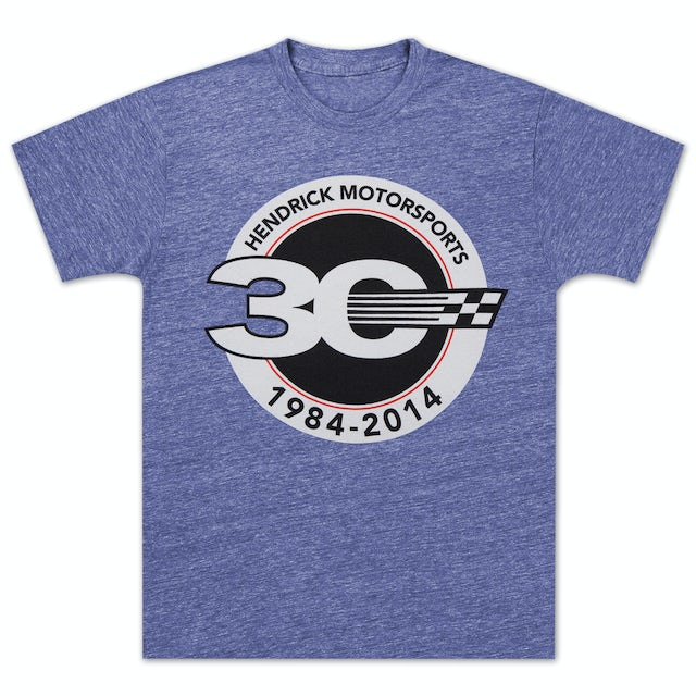 Hendrick Motorsports exclusive 30th Anniversary T-Shirt