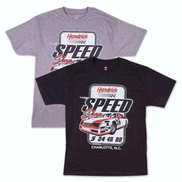 Hendrick Motorsports Speed Shop 4 Driver T-shirt