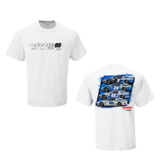 Hendrick Motorsports Team LTD Edition Exclusive 2016 Season Launch T-Shirt