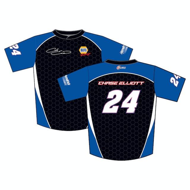 Hendrick Motorsports Chase Elliott #24 Tech T-shirts - EXCLUSIVE