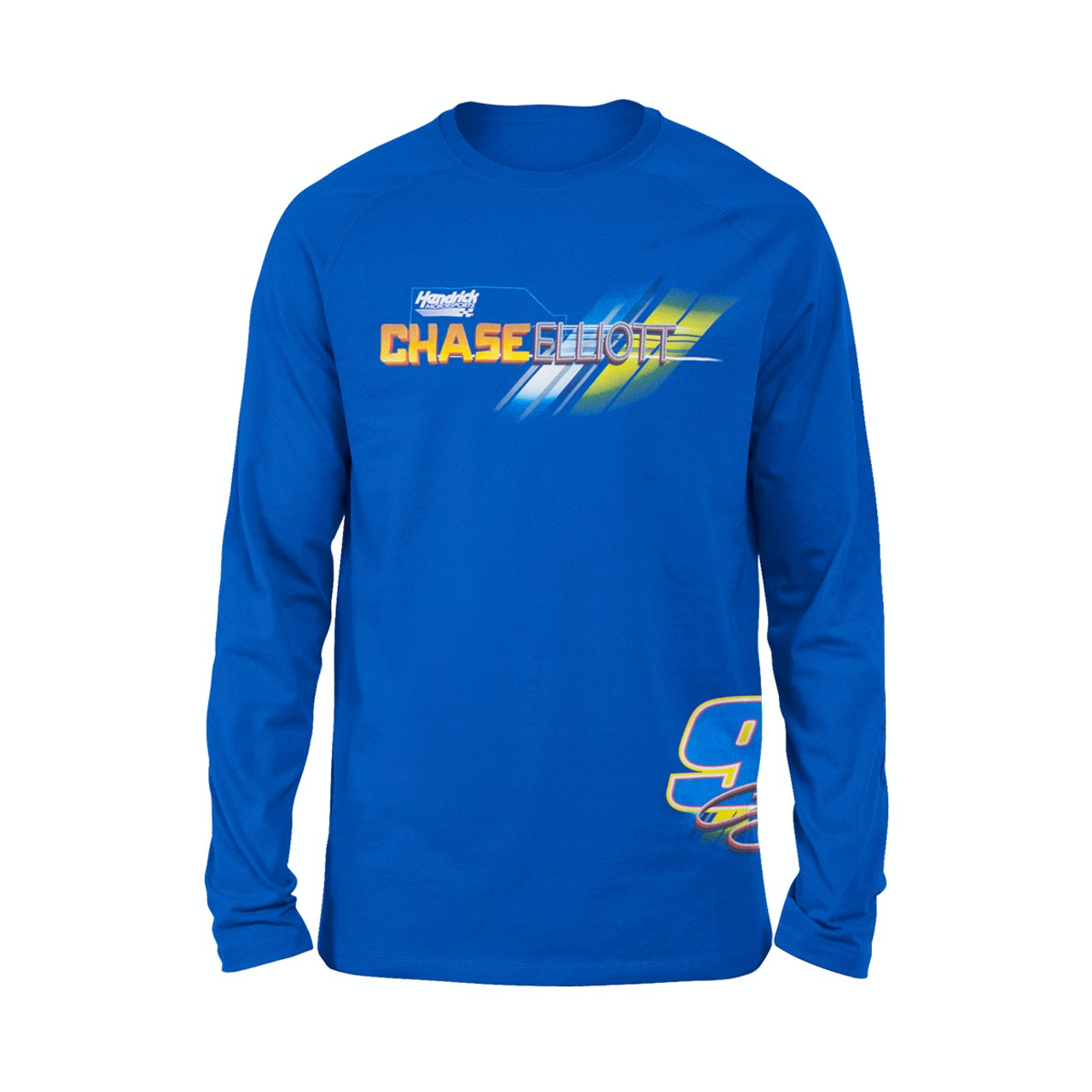 Hendrick Motorsports Chase Elliott #9 Full Throttle LS T-shirt