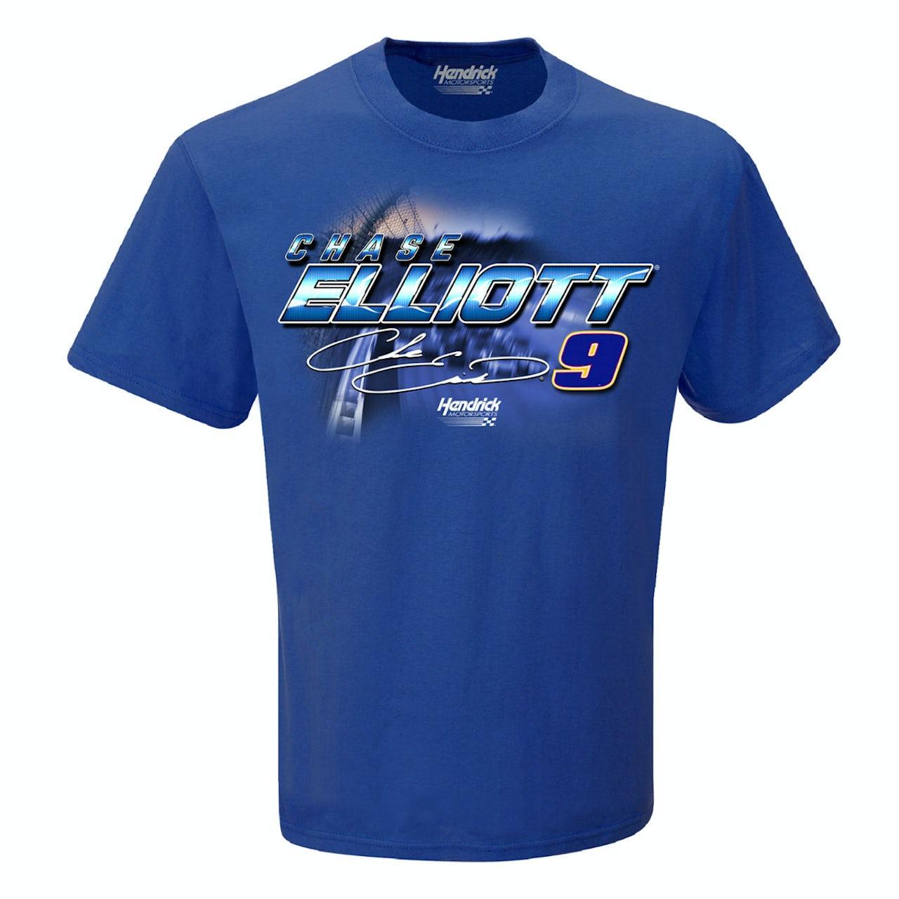 Chase Elliott T Shirt >> Hendrick Motorsports Chase Elliott 9 2019 Nascar Schedule T Shirt